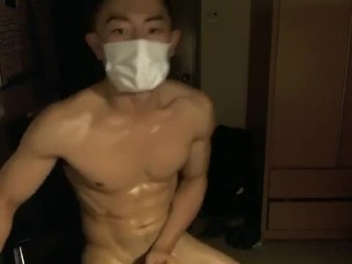 Handsome Chinito Clog Forth Estimable Cumshot
