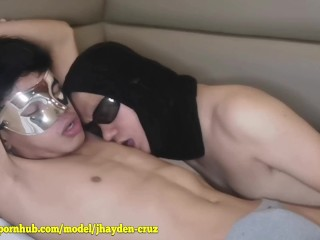 Worshiping Jhayden Cruz's Smooth, Sexy, Nourishment Minor Body
